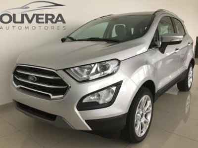 FORD ECOSPORT 1.5 TITANIUM AT