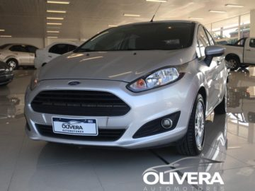 FORD FIESTA 1.6 S MT