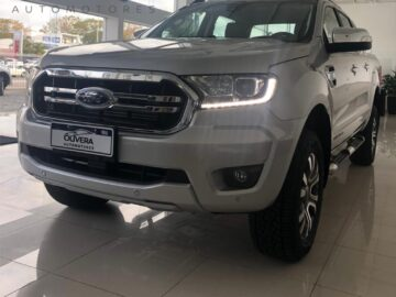 U$S 68.990 FORD RANGER 3.2 AT 4X4 LIMITED